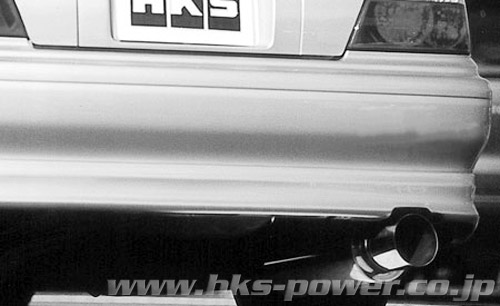 マーク2 マフラー JZX100 HKS 31019-AT003 サイレントハイパワー 配送先条件有り