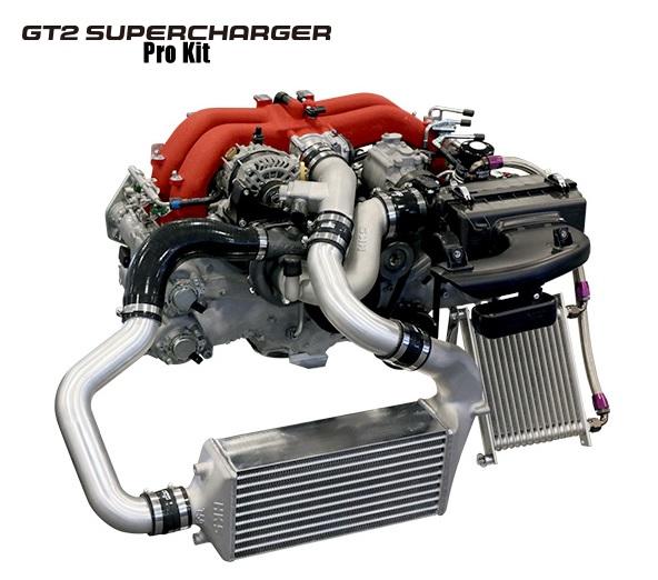 BRZ GT2 スーパーチャージャー プロキット ZC6 HKS 12001-AT012