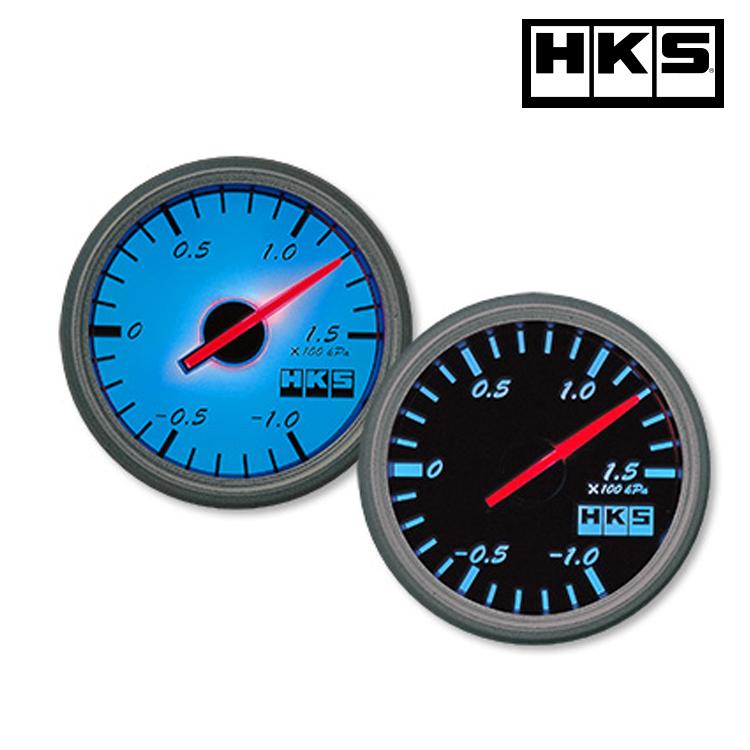 汎用 φ60ダイレクトブライトメーター ブースト計 HKS 44004-AK001 エレクトリニクス