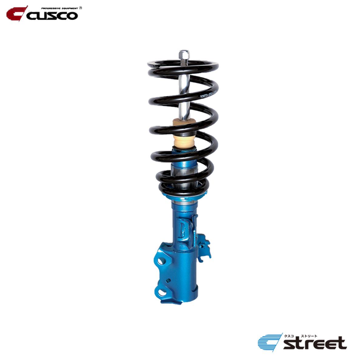 CUSCO クスコ モコ MG21S 車高調 全長固定式 613-62K-CBA ストリートA STREET A