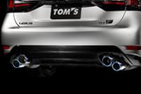 TOM'S トムス レクサス URL10 エキゾーストシステム トムスバレル 17400-TUL10