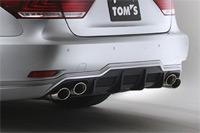 TOM'S トムス レクサス USF40 エキゾーストシステム トムスバレル 17400-TUF45
