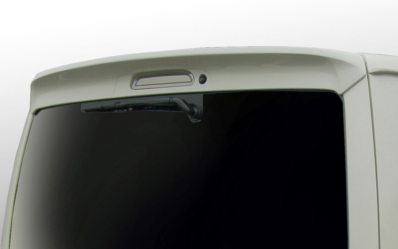 BLESS CREATION ハイエース 200系 1型 2型 3型 標準 ナロー 標準ルーフ リアスポイラー 塗装済 ブレス クリエイション