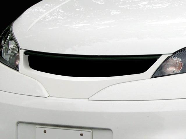 BLESS CREATION NV200バネット フロントグリル 未塗装白ゲルコート仕上げ ブレス クリエイション