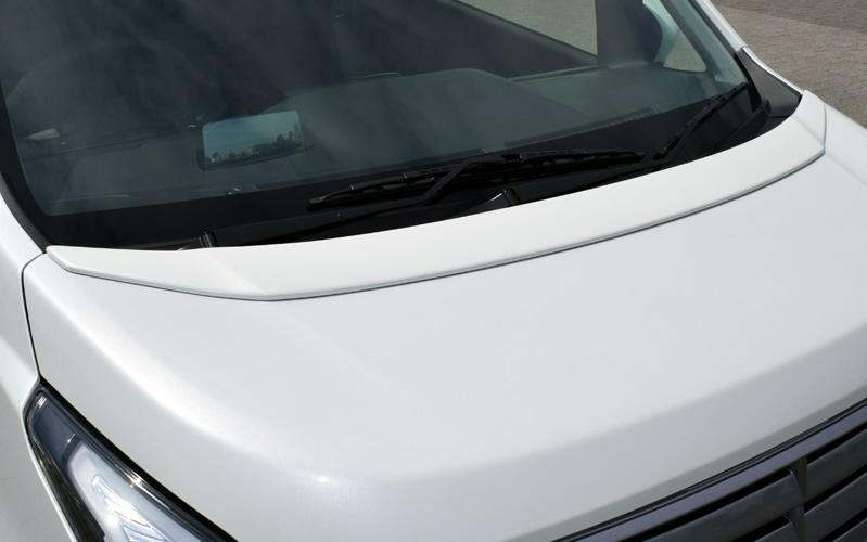 BLESS CREATION ワゴンR スティングレー MH55S ボンネットスポイラー 塗装済 ブレス クリエイション