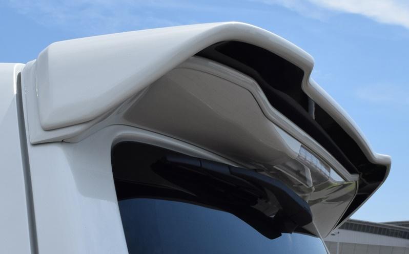 BLESS CREATION ワゴンR スティングレー MH55S リアウィング 塗装済 ブレス クリエイション