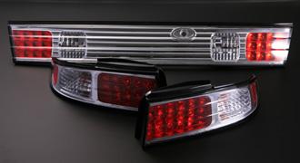 D-MAX シルビア S14 LEDテールランプ ガーニッシュのみ ディーマックス