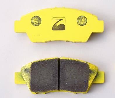 SPOON SPORTS スプーン スポーツ フィット GE8 前期/後期 RS BRAKE PAD ブレーキ パッド フロント 45022-EG6-000 配送先条件有り