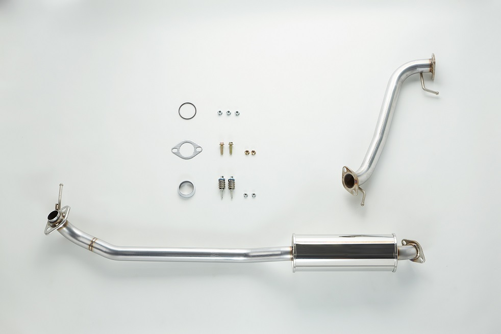 SPOON SPORTS スプーン スポーツ フィット GE8 前期/後期 RS EXHAUST PIPE-B エキゾースト パイプB 18220-GE8-001 配送先条件有り