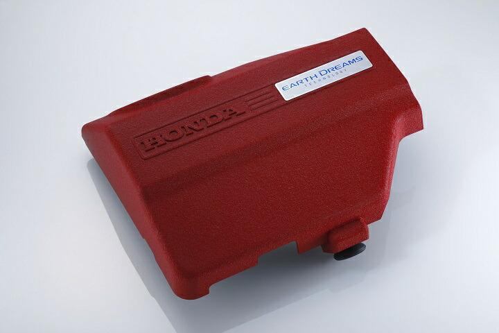 SPOON SPORTS スプーン スポーツ S660 DBA-JW5 ENGINE COVER RED エンジン カバー レッド 17121-JW5-R00 個人宅発送不可
