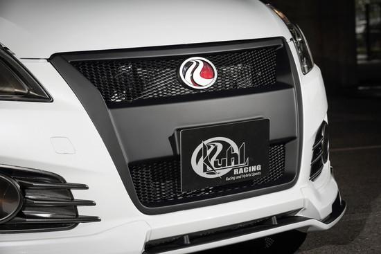KUHL RACING スイフトスポーツ ZC32S フロントグリル HG 未塗装 32R-SS 32RSS クール レーシング