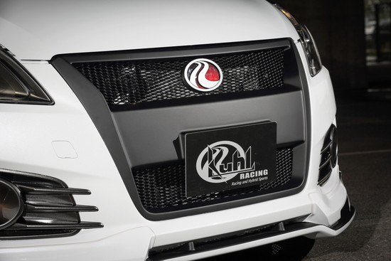 KUHL RACING スイフトスポーツ ZC32S フロントグリル HG 塗装済み 32R-SS 32RSS クール レーシング