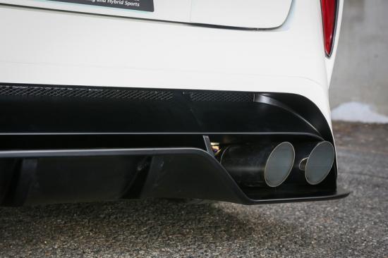 KUHL RACING プリウス ZVW50系 リアフローティングディフューザー ハイグレードタイプ 未塗装 黒ゲルコート仕上げ ハイブリッド クール レーシング