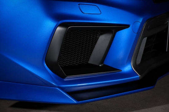 KUHL RACING WRX STI WRX S4 VAB VAG 後期 フロントバンパーダクトカバー SG 未塗装 VAB GT クール レーシング
