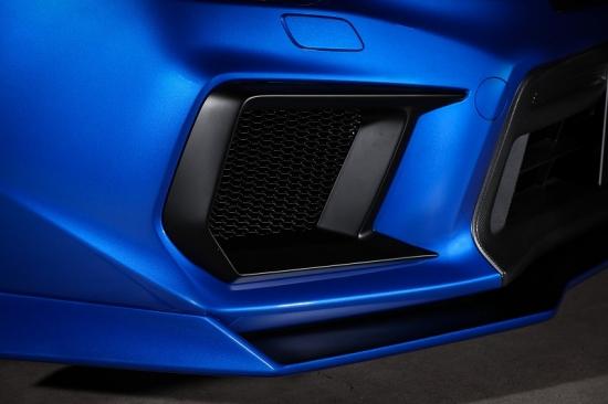 KUHL RACING WRX STI WRX S4 VAB VAG 後期 フロントバンパーダクトカバー SG 単色塗装 VAB GT クール レーシング
