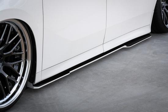 KUHL RACING アルファード 30系 RS サイドディフューザー 前期・後期共通 未塗装 30A-RS クール レーシング