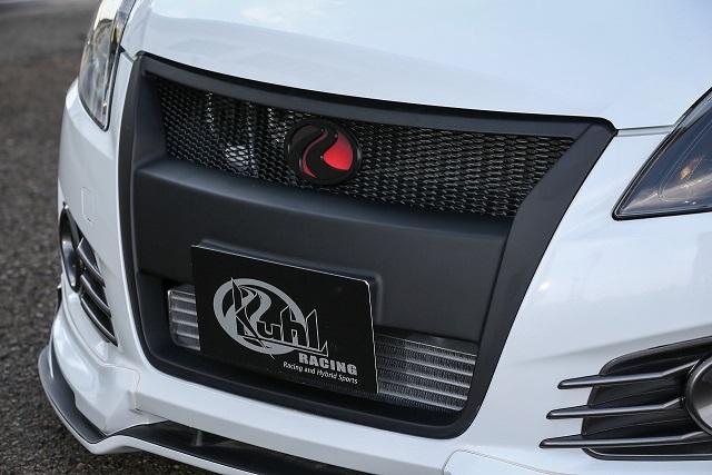 KUHL RACING スイフトスポーツ ZC32S フロントグリル SG 未塗装 32R-SS クール レーシング