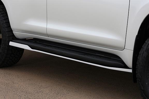 KUHL RACING ランドクルーザープラド 150系 後期 リアフローティングディフューザー SG 塗り分け塗装 150R-SS2 クール レーシング