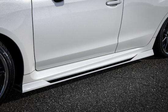KUHL RACING レヴォーグ VM サイドディフューザー SG 未塗装 VM-GT クール レーシング