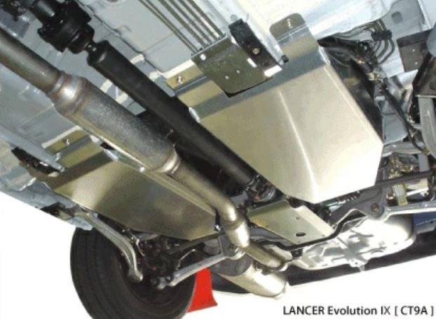 レイル ARP SPORT スプリンタートレノ AE86 タンクガード A51162 LAILE