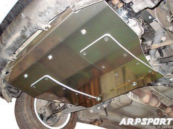 レイル ARP SPORT ヴィッツ NCP10 13 アンダーガード ラリータイプ A510101R LAILE