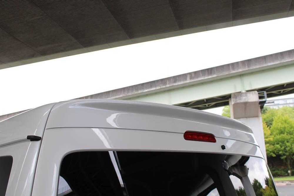 BEECAS ハイエース 200系 4型 ワイド車 リアウィング ウイング ver3 ビーキャス K-BREAK ケイブレイク