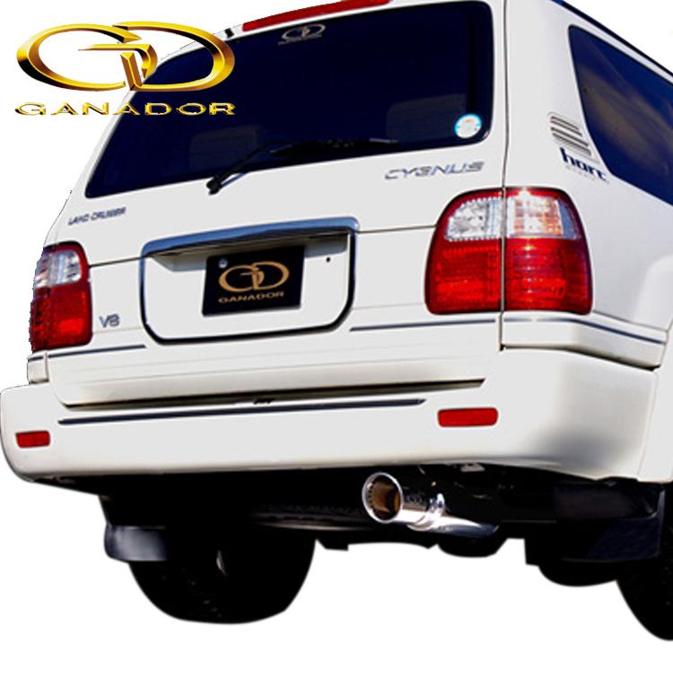 お得セット ガナドール ランクル ランドクルーザー 100系 GF GH-UZJ100W GD-052 SUV ランクル マフラー ガナドール GANADOR バーテックス 4WD SUV Vertex 4WD SUV, ワンサカ:3a361c79 --- canoncity.azurewebsites.net