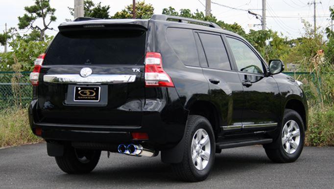 【国内正規品】 ガナドール マフラー ランクルプラド ランドクルーザープラド CBA-TRJ150W GVE-020BL マフラー SUV GANADOR GANADOR バーテックス 4WD SUV Vertex 4WD SUV, 新座市:5324c9a6 --- canoncity.azurewebsites.net
