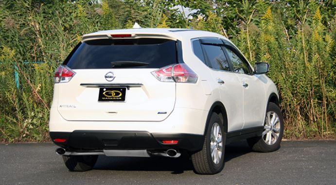 完璧 ガナドール SUV エクストレイル DBA-NT32 GDE-647 マフラー GANADOR バーテックス 4WD バーテックス SUV SUV Vertex 4WD SUV, J.herself:9597df70 --- canoncity.azurewebsites.net