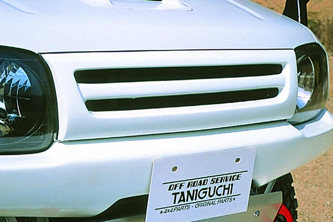 オフロードサービス タニグチ ジムニー JB23 FRP フロントグリル 1~3型用 未塗装 OFF ROAD SERVICE TANIGUCHI