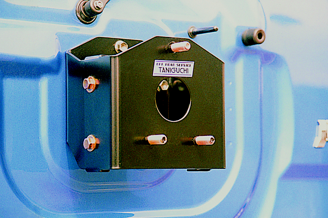 オフロードサービス タニグチ ジムニー JB23 調整式スペアタイヤブラケット OFF ROAD SERVICE TANIGUCHI