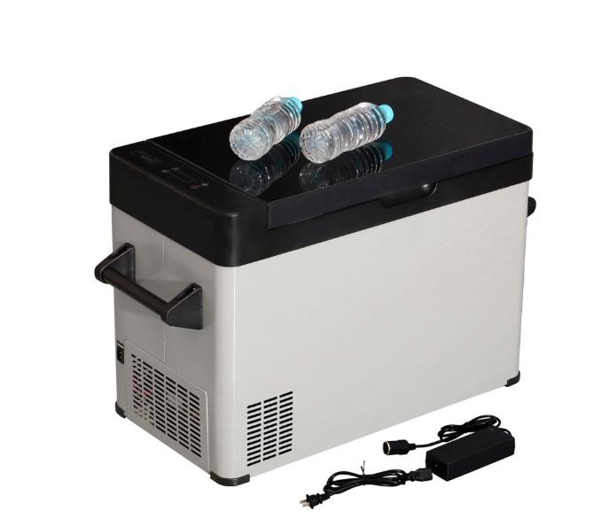 AVEST 車載用ポータブル冷凍冷蔵庫 55L 55リットル AV-ZQ55 アベスト
