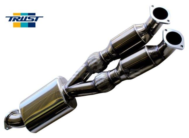 トラスト GT-R GTR CBA-R35 スポーツキャタライザー 10624001 TRUST Greddy グレッディ キャタライザーシリーズ 個人宅発送可能