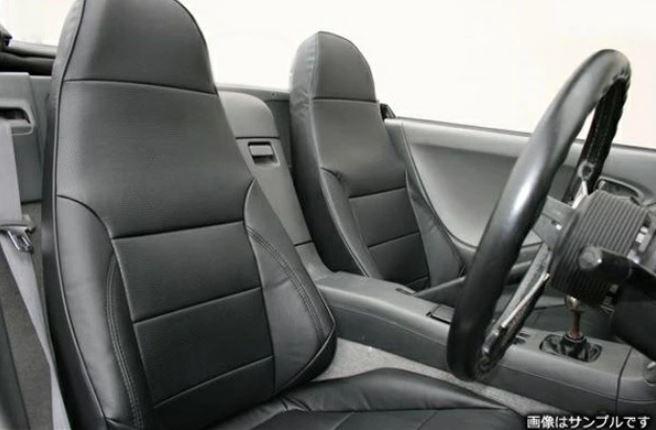 シュピーゲル サンバートラック S201J S211J S500J S510J グランドキャブ シートカバー ヘッドレスト一体型 YS0802-90003 Spiegel