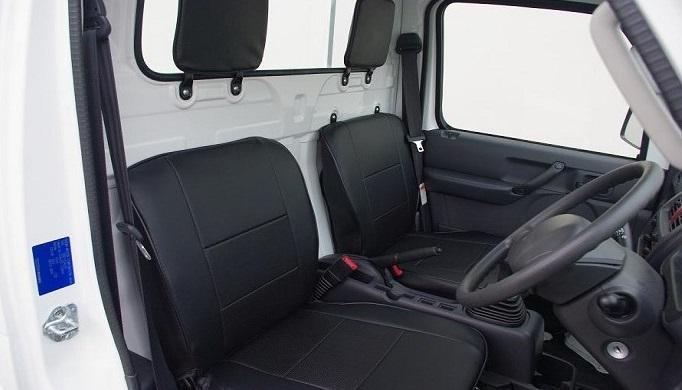 シュピーゲル スクラムトラック DG16T H25.09~H27.08 シートカバー フロント YS0704-90002 Spiegel