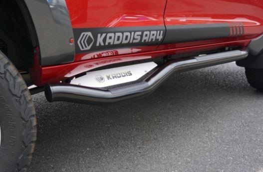 ロードハウス KADDIS ランドクルーザープラド ランクル 150プラド TRJ150 GDJ150 GRJ150 サイドステップ PREMIUM プレミアム KD-EX04020 ROADHOUSE カディス 個人宅発送追金有
