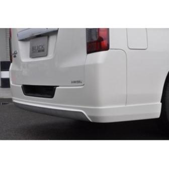 mac マック NV350キャラバン E26 リアアンダースポイラー FRP+シルバーカーボン スターリングブリック STERLING BLICK