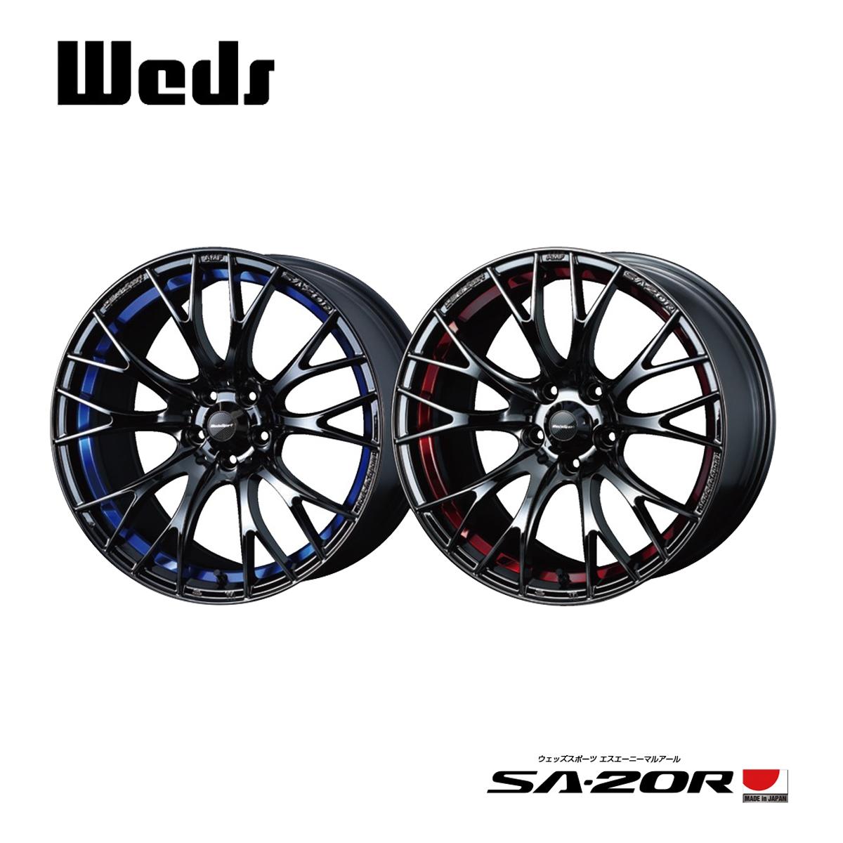 ウエッズスポーツ WedsSport SA-20R ホイール 1本 18 インチ 5114.3 7.5J+45 ウェッズ WEDS