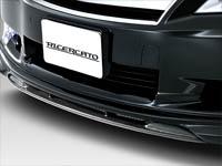 アドミレイション レクサス LS600h/version S・U・UZ UVF45 UVF46 後期 フロントセンターカーボン フロントスポイラーオプションパーツ 未塗装 ADMIRATION リチェルカートヴェルデ RICERCATO WURDE
