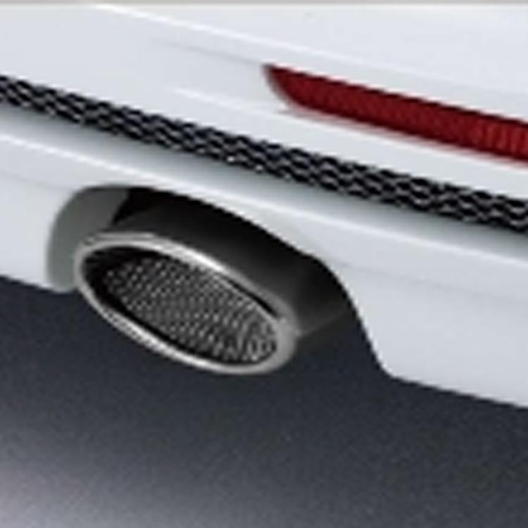 アドミレイション エスティマ GSR ACR50 55 中期 G/X・アエラス-S ラグジュアリーマフラーカッター ADMIRATION ベルタ BELTA