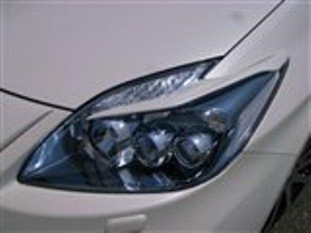 AMS プリウス 30系 ZVW30 前期 アイラインガーニッシュ 未塗装 LEDヘッドランプ専用 TERRA テラ