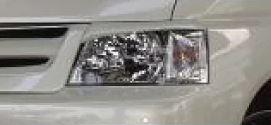 AMS/StyletunedTRANPATH スタイルチューンドトランパス アイラインガーニッシュ 未塗装 ステップワゴン RF3/4 前期
