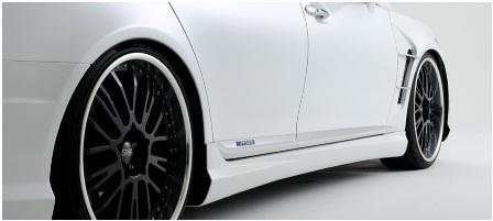 ARTISAN SPIRITS レクサス LS460L UVF4系 中期 サイドステップ ロング車用 ハイスペックライン アーティシャンスピリッツ 配送先条件有り