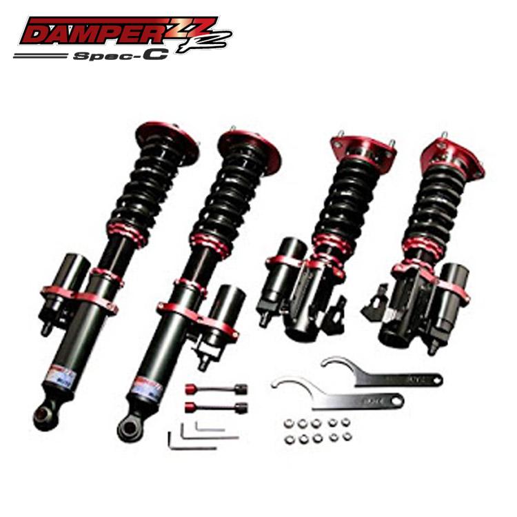 BLITZ ブリッツ DAMPER ZZ-R スペックC*車高調/ダンパー コードNO 93120 チェイサー JZX100