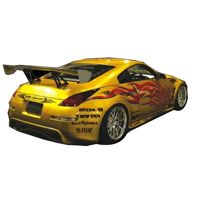 BN ビーエヌ スポーツ フェアレディZ Z33 リアバンパー BN SPORTS