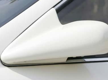 BOMEX ボメックス BOMEX COLLECTION ボメックスコレクション エアロミラー 未塗装品/ゲルコート スカイライン R32