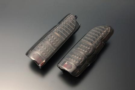 BRASSEN ブラッセン LEDテールランプ ハイエース 200系