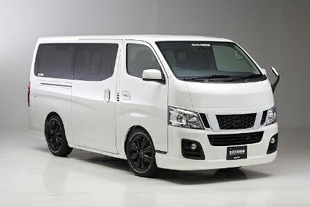 ボクシースタイル NV350キャラバン E26 標準(ナロー) ユーロダクト boxystyle