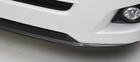 ボクシースタイル ハイエース 200系 3型 標準(ナロー) フロントバンパーエクステ boxystyle