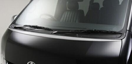 ボクシースタイル ハイエース 200系 1型 2型 3型 4型 ワイド ボンネットエクステ boxystyle